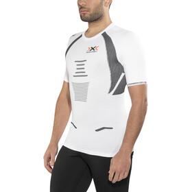 X-Bionic The Trick Running Shirt SS Herr white/black